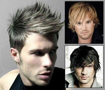 Hairstyle for boys مدل مو کوتاه پسرونه 2011