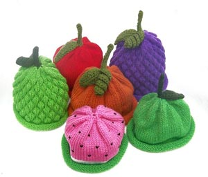 Knitted hats1 انواع کلاه بافتنی
