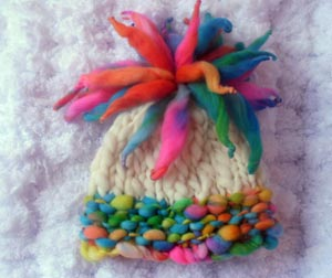 Knitted hats11 انواع کلاه بافتنی