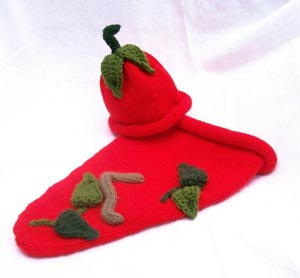 Knitted hats12 انواع کلاه بافتنی