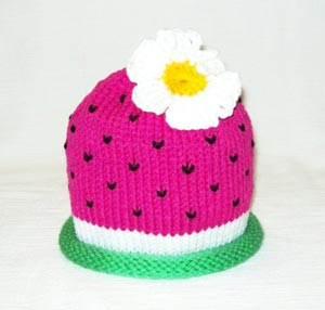 Knitted hats18 انواع کلاه بافتنی