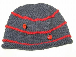 Knitted hats2 انواع کلاه بافتنی