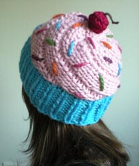 Knitted hats3 انواع کلاه بافتنی