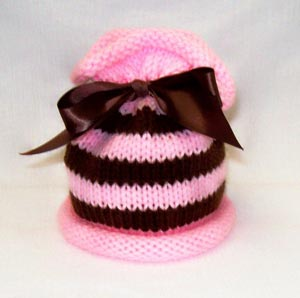 Knitted hats6 انواع کلاه بافتنی