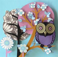 paper quilling 6 مدل منبت کاری با مقوا paper quilling