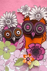 paper quilling 7 مدل منبت کاری با مقوا paper quilling