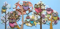 paper quilling 9 مدل منبت کاری با مقوا paper quilling
